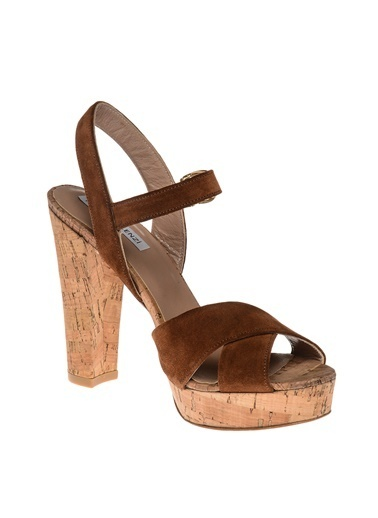 Black Pepper Ayakkabı Camel